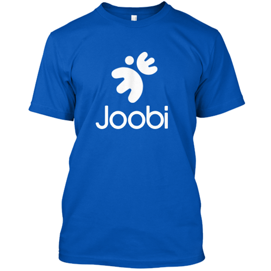 Joobi Shirt Blue