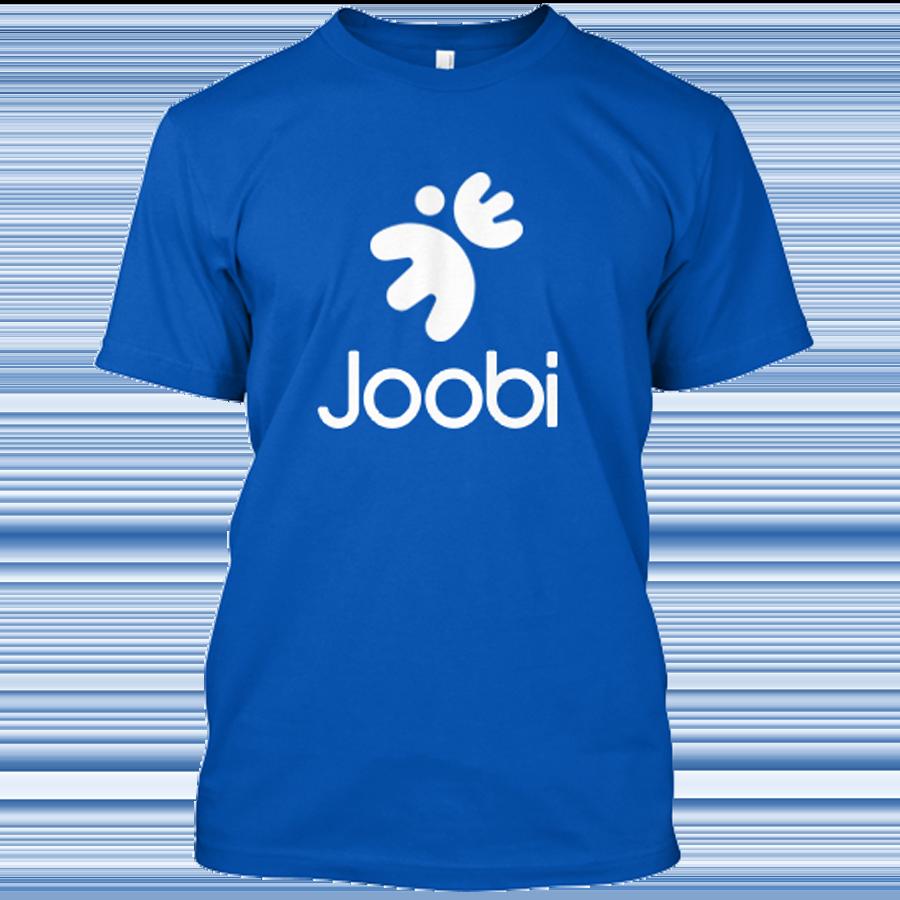 Joobi Shirt Blue