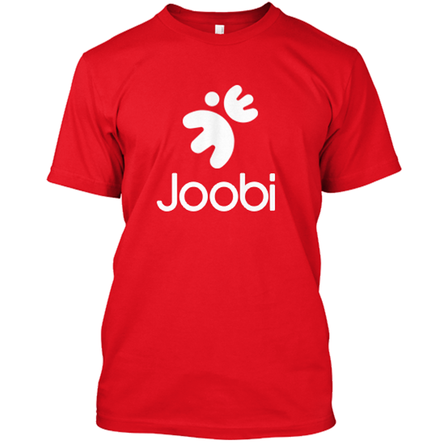 Joobi Shirt Red