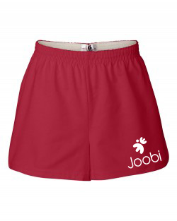 Joobi Short Red