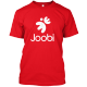 Joobi Shirt Blue-joobi-shirt-red-thumb