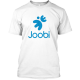 Joobi Shirt Blue-joobi-shirt-white-thumb
